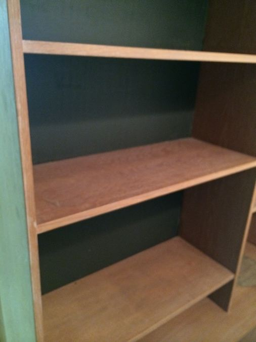 Domino mobler danish mid century modern bookcase wall unit - Modern bookshelf wall unit ...