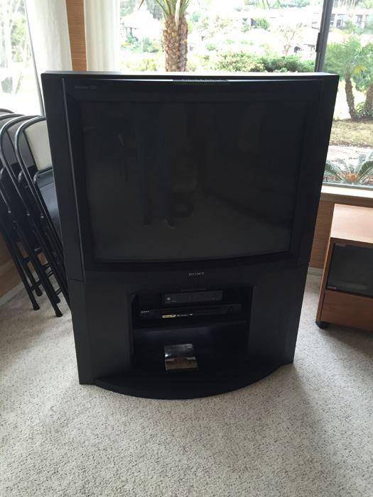 Sony Trinitron Xbr 32 Crt Tv