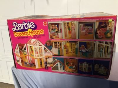 Barbie Dream House DreamHouse With Furniture Mattel New In Box Vintage 1978 Rare Last One Sold For $900