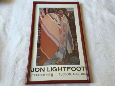 Jon Lightfoot Print Impressions II Tucson, Arizona
