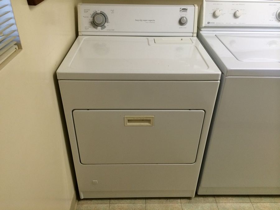 Estate By Whirlpool Front Loading Heavy Duty Super