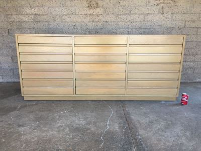 Mid-Century Modernist Chest Of Drawers By Sligh Furniture Grand Rapids Chair Co