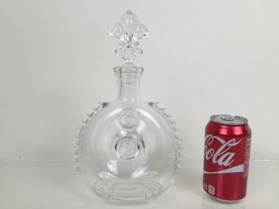 JUST ADDED - Vintage Baccarat Crystal Cognac E. Remy Martin Decanter With Stopper