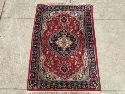 Nice Wool Hand Knotted Persian Area Rug