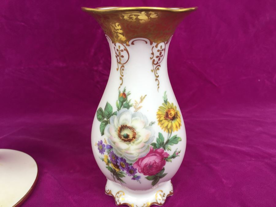 Pair Of Rosenthal Vases