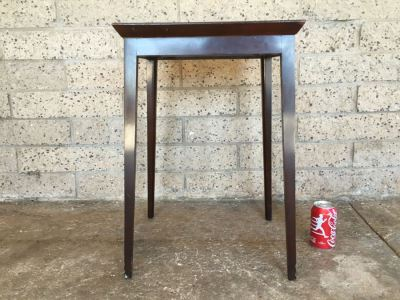 Mid-Century John Stuart Side Table New York Grand Rapids