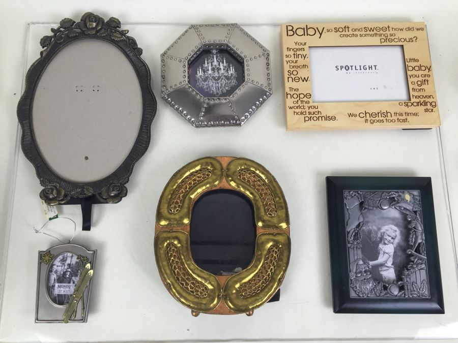 Picture Frame Lot [Photo 1]