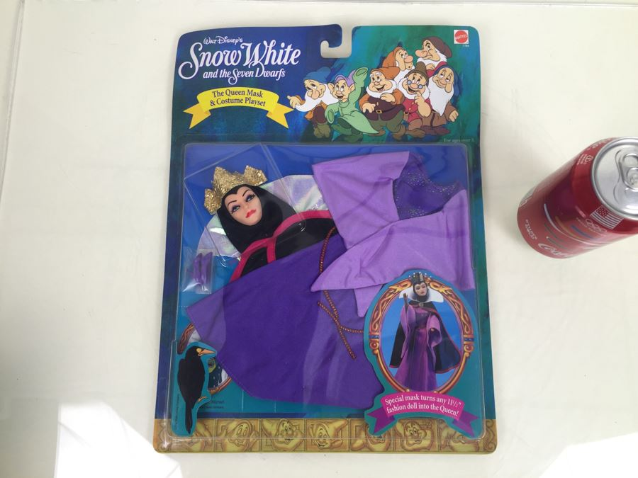 Walt Disney's Snow White And The Seven Dwarfs The Queen