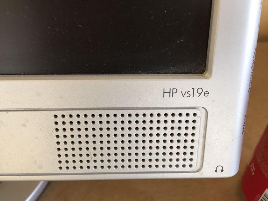 HP VS19E DRIVERS FOR WINDOWS VISTA