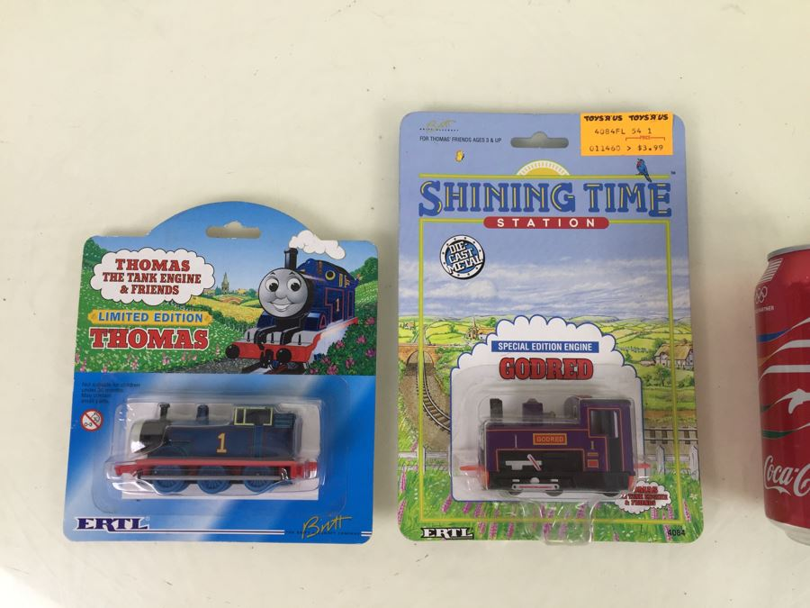 Pair Of Ertl Thomas The Tank Engine Amp Friends Toys On