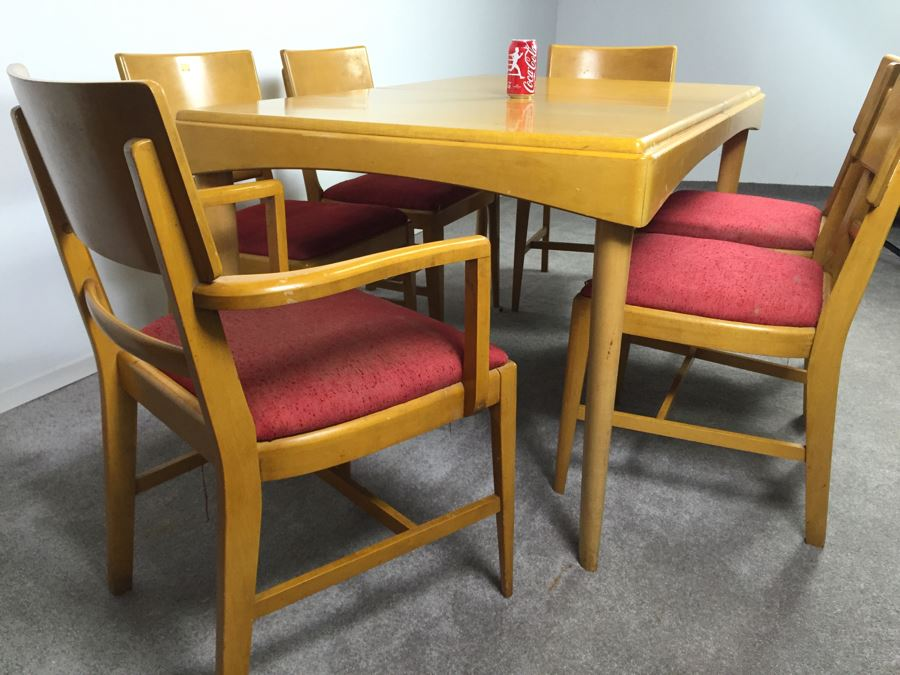 thomasville chair company dining room set