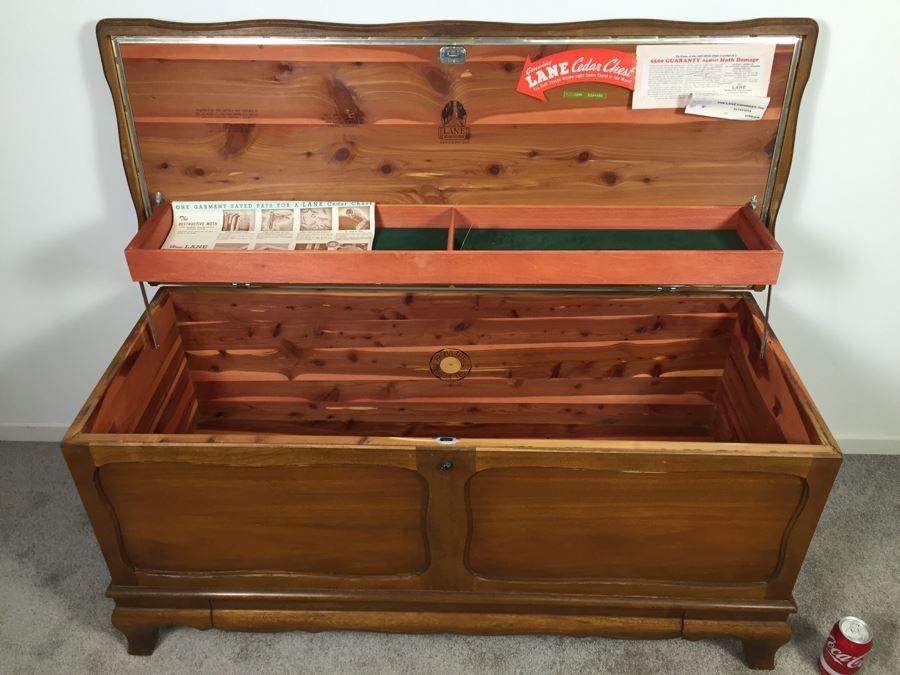 Lane Cedar Chest Value