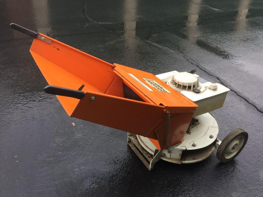 Craftsman Shredder Bagger : Sears craftsman h p gas powered shredder bagger