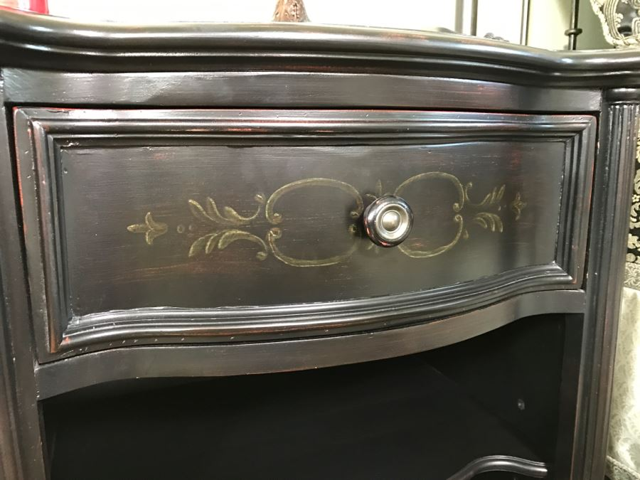Black Nightstand Seven Seas By Hooker Furniture [Photo 2]