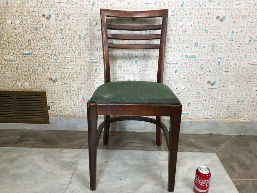 Mid Century Chair By Sheboygan Chair Co [Photo 2]