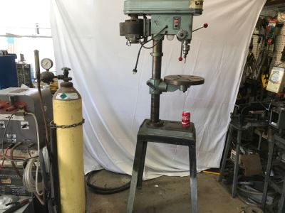 Commercial Drill Press By PAN IRONS CO