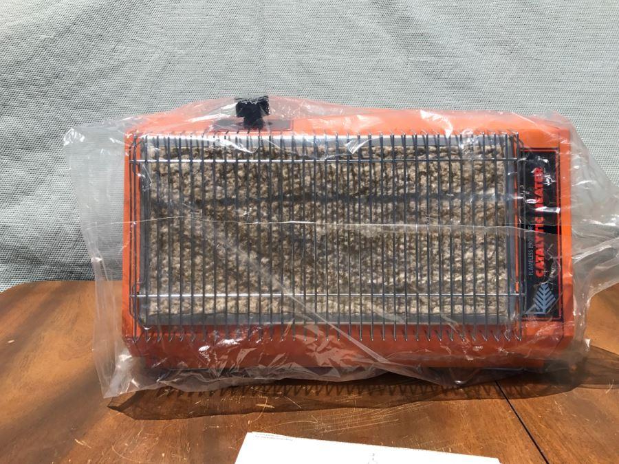 Tonka heater Catalytic heater Tonka flameless heater