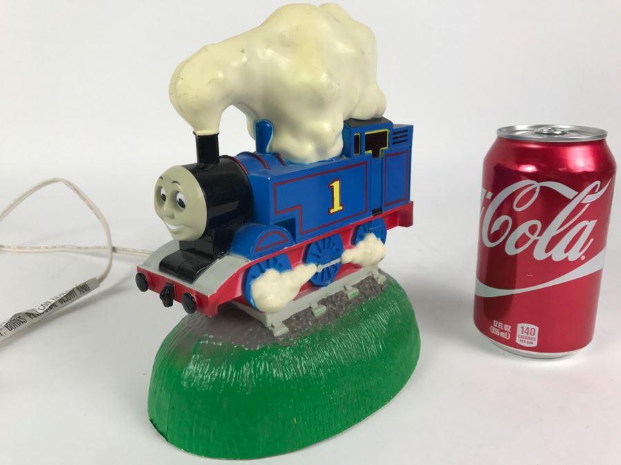 Vintage 1992 Thomas The Train Table Lamp Light [Photo 1]