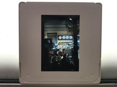 ORIGINAL SLIDES From Jim Henson's Muppet Show Pilot Titled 'The Muppet Show: Sex And Violence' 1975 By Photographer Charles Rowan And Other Collectibles