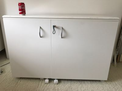 Koala Cabinets Australian Sewing Station Sewing Cabinet - Retails For $1,000+