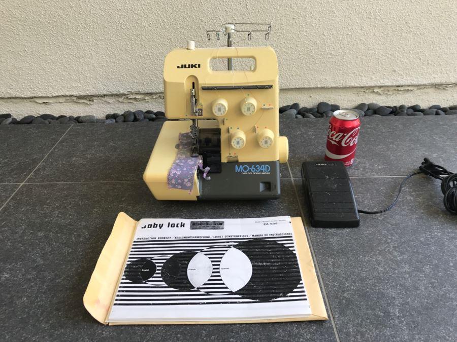 juki mo 634d overlock sewing machine rh savacoolandsons com