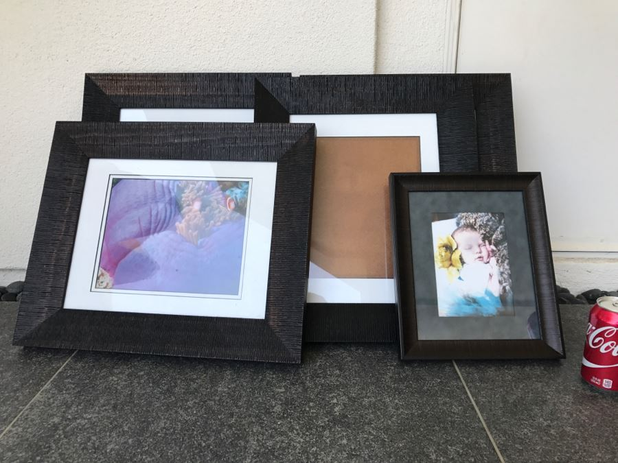 5 Like New Aaron Brothers Picture Frames