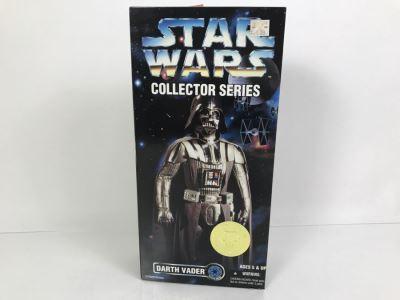 STAR WARS Collector Series Darth Vader Kenner Hasbro 1996 27726/27723 New In Box