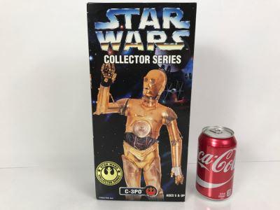 STAR WARS Collector Series Rebel Alliance C-3PO Kenner Hasbro 1997 27865/27862 New In Box