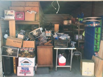 (2) 12'x20' Storage Units In Hemet, CA