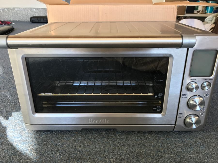 Just Added Breville Convection Smart Oven Model B0v800xl A