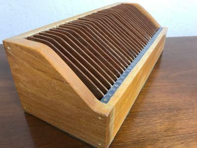 Vintage Wooden Organizer