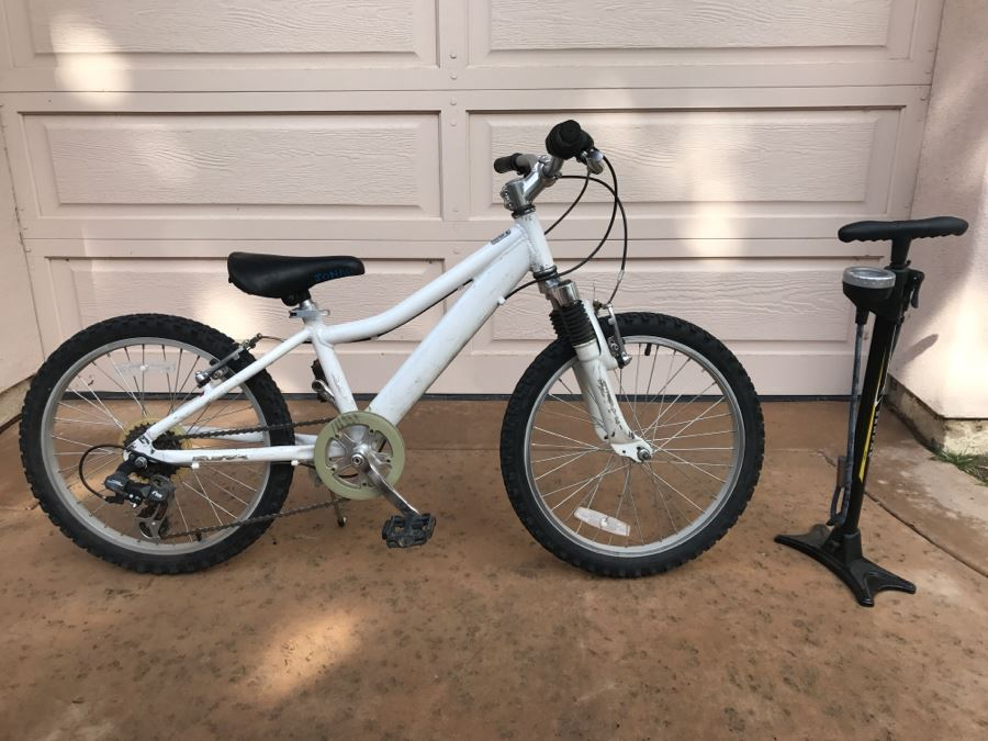 Kids Mountain Bike From Performance Bicycle Shop With Serfas