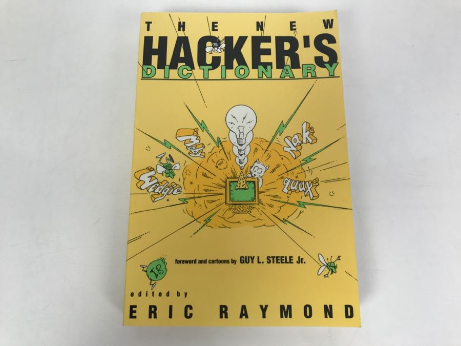 The New Hackers Dictionary