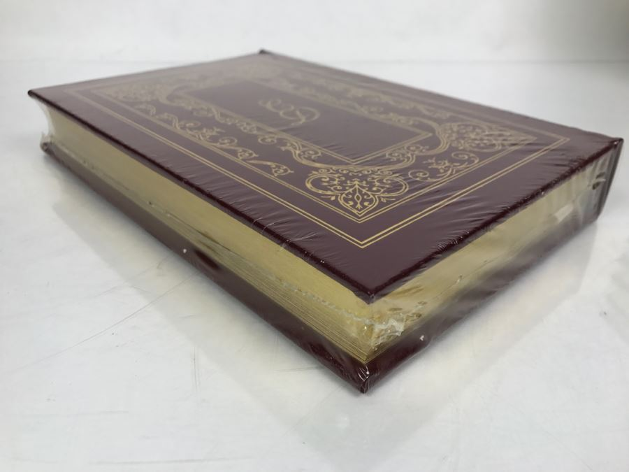 Sealed Easton Press Hardcover Book A Christmas Carol By Charles Dickens