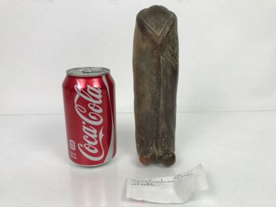 Antique Pre-Columbian Penis Sheath Artifact