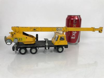 Dinky Toys Coles Hydra Truck Metal Made In England