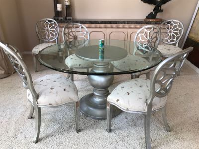 Aviara Carlsbad Gated Community Online Estate Sale Of Accomplished Artist Renée Featuring Bronzes, Artwork And Designer Furniture