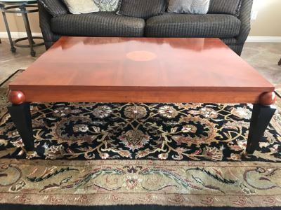 JUST ADDED - Stylish ETHAN ALLEN Coffee Table