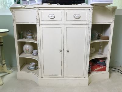 Shabby Chic Sideboard Cabinet