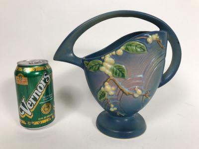 Vintage Roseville USA Pottery Vase