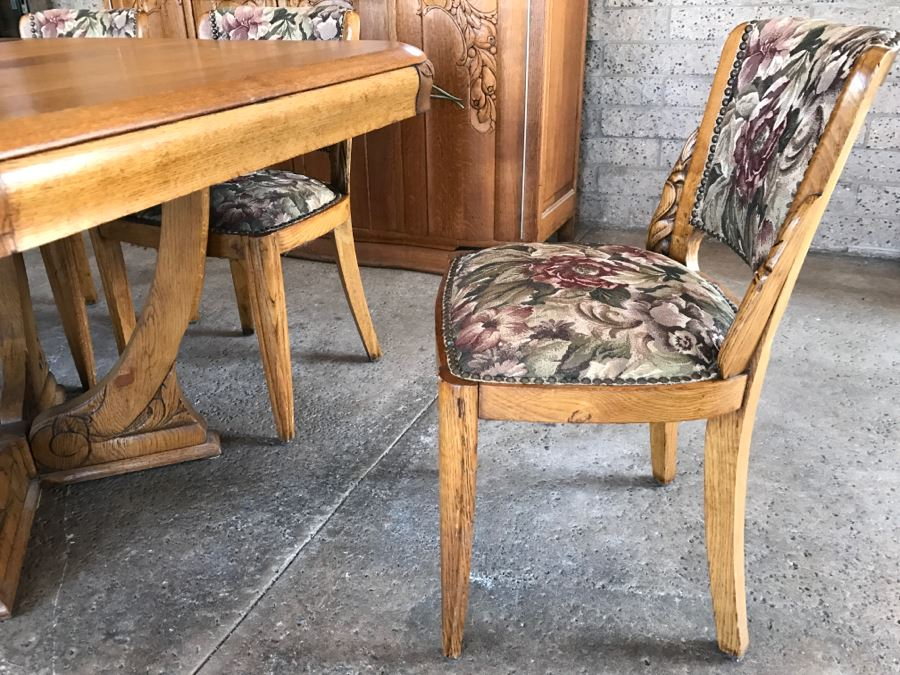 Carson Dining Chairs By Baker
