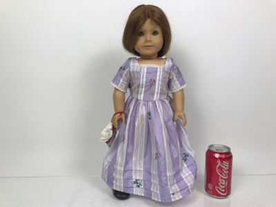 American Girl Doll With Original Clothes