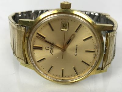 Vintage Mens OMEGA Automatic Geneve Watch