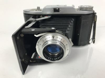 Vintage Voigtlander Bessa I Folding Bellows 6x9 Camera