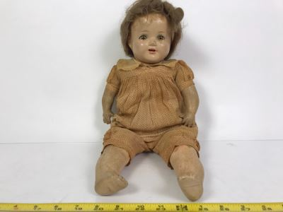 Vintage Am Char American Character Doll
