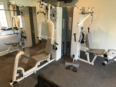 Hoist 2001 Multi Station Home Gym Made In USA Poway