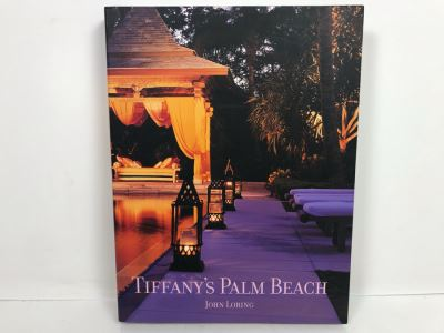 JUST ADDED - Tiffany's Plam Beach Coffee Table Book By John Loring