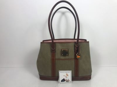 Dooney & Bourke Mushroom Handbag With Original Tags Retailed For $265
