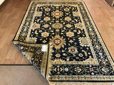 Stunning Kalaty Bergama Collection Hand Knotted Wool Area Rug