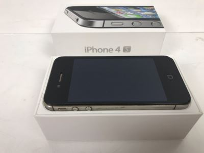 Used iPhone 4s 16GB With Box